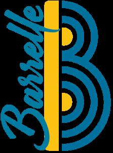 Logo Barrelle Blagnac - créations artisanales chocolatées et glacées